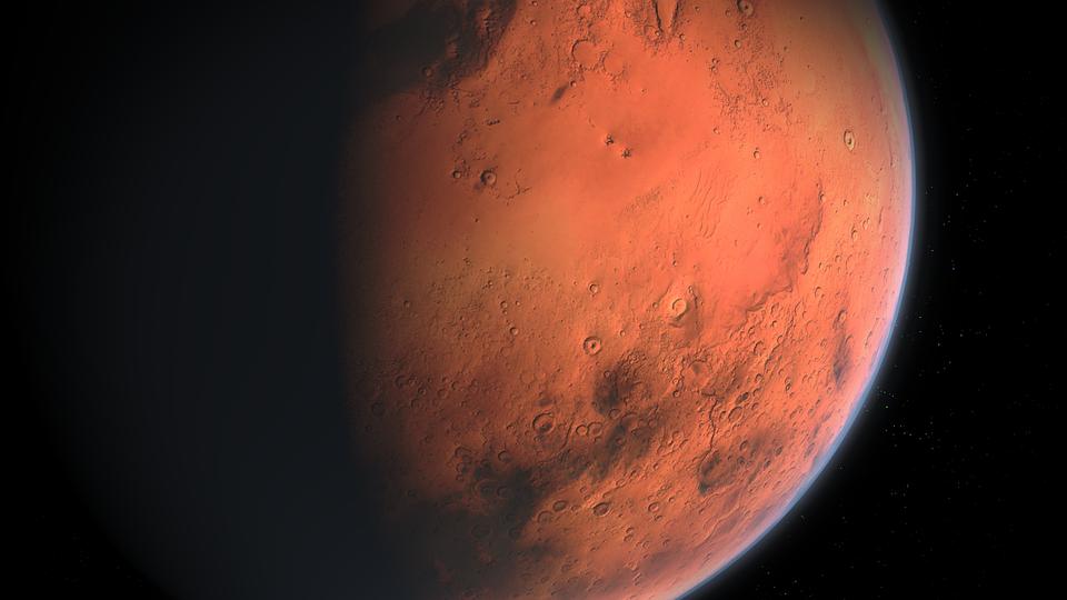Ohne technische Hilfe wird eine Mission zum Mars sicherlich nicht gelingen.