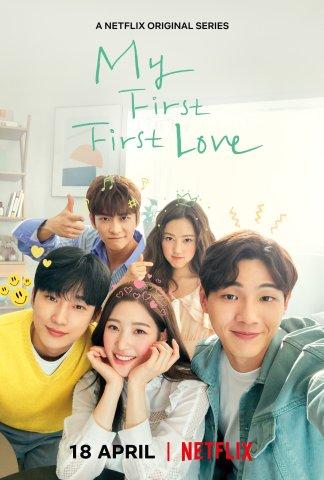 """Die fünf Freunde sind wieder vereint in """"Meine allererste Liebe"""" Staffel 2."""