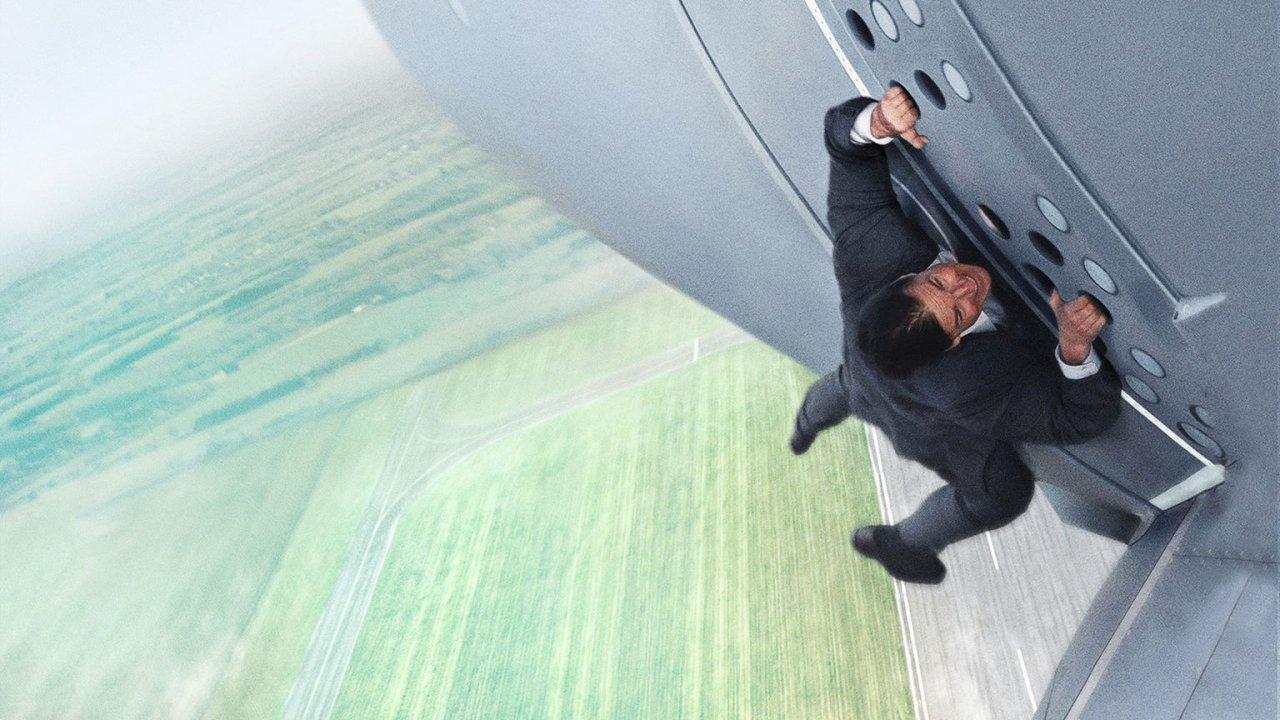 """Im fünften Teil der """"Mission Impossible"""" reihe mit Tom Cruise muss der Agent eine Untergrundorganisation in London bekämpfen."""