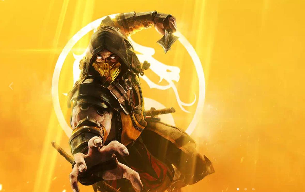 """Mit """"Mortal Kombat 11"""" für die Nintendo Switch kannst du im altbekannt brutalen Stil deine Kämpfe austragen."""