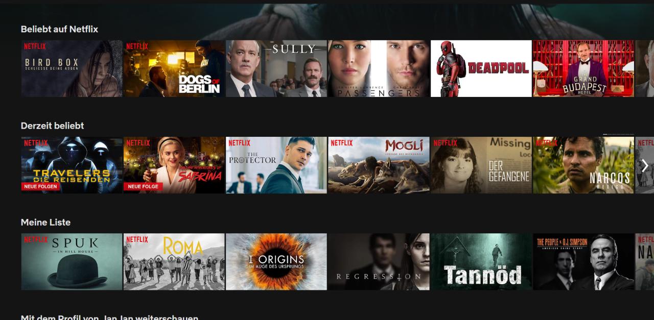 Du hast drei Möglichkeiten, Fremdnutzern deines Netflix-Kontos auf die Schliche zu kommen.