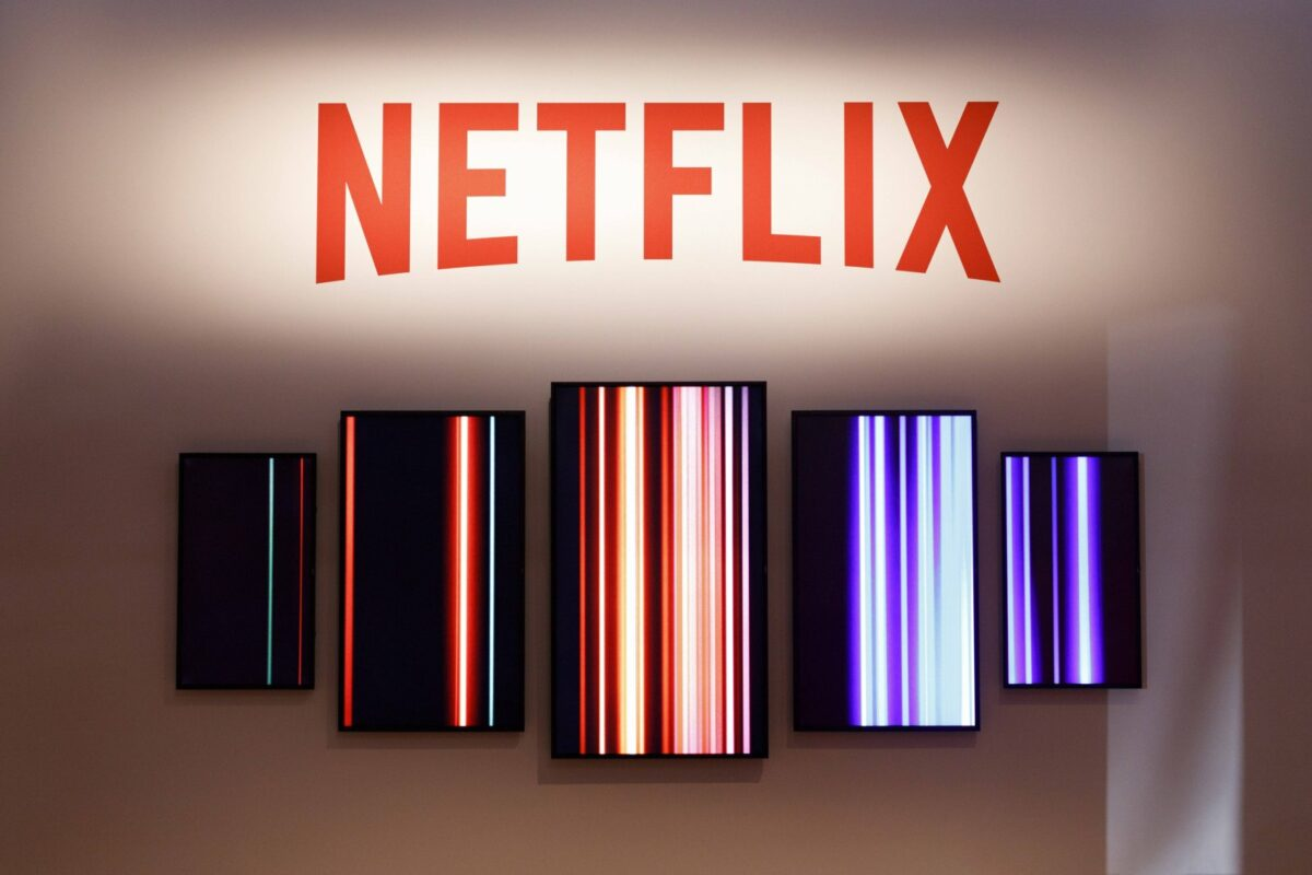 Szenisches Netflix-Wallpaper