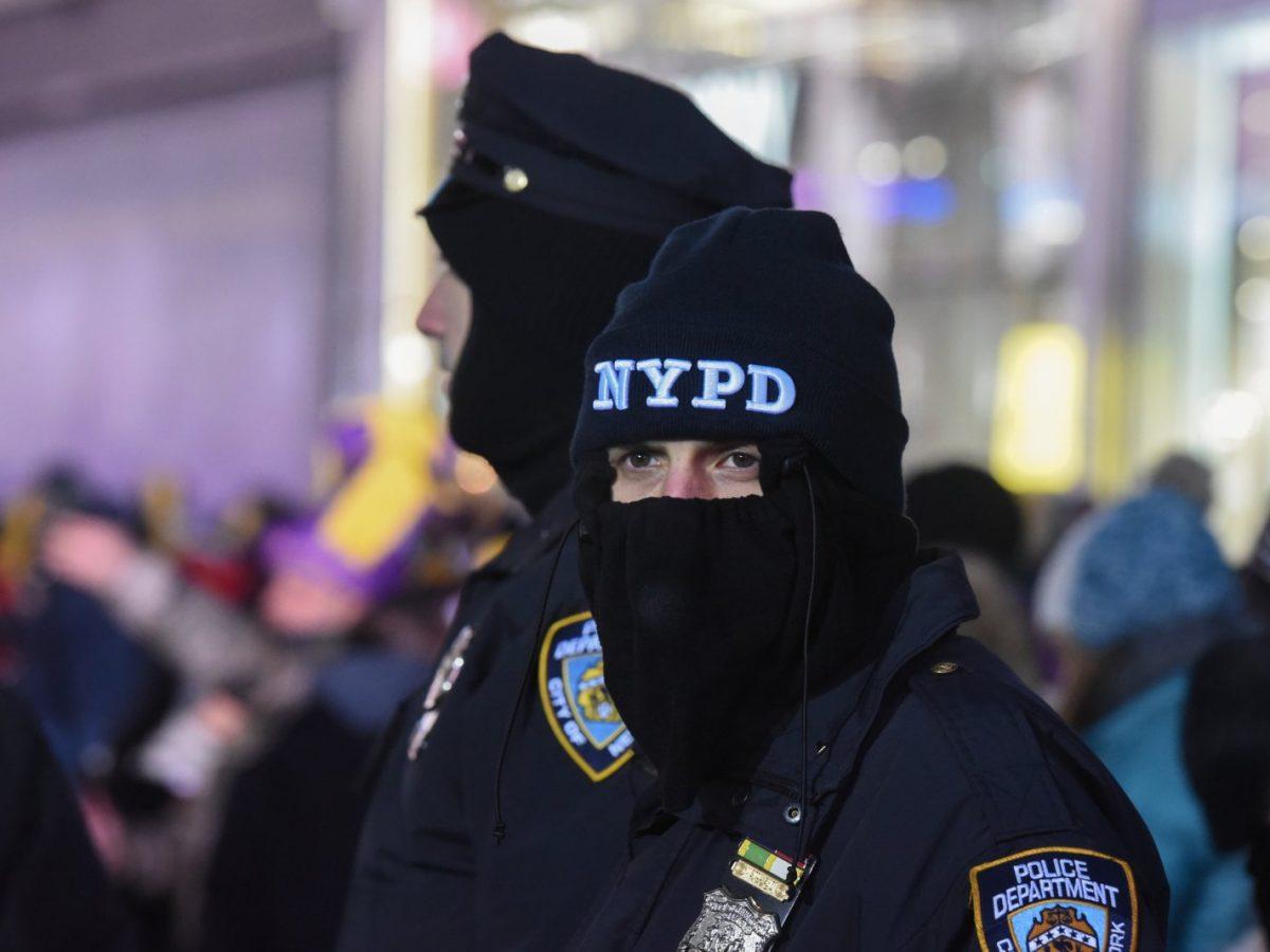 Zwei NYPD-Beamte