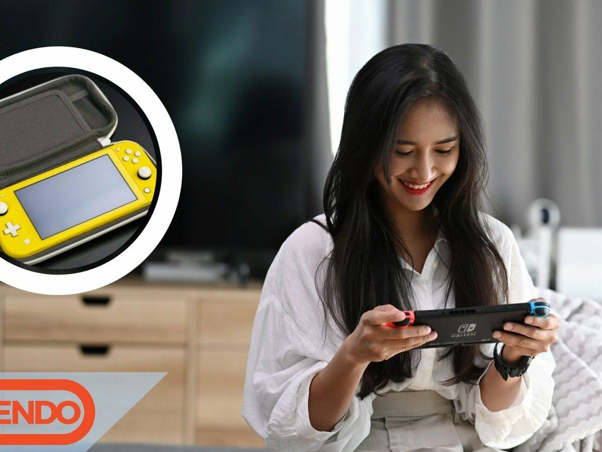 Nintendo Switch-Elemente
