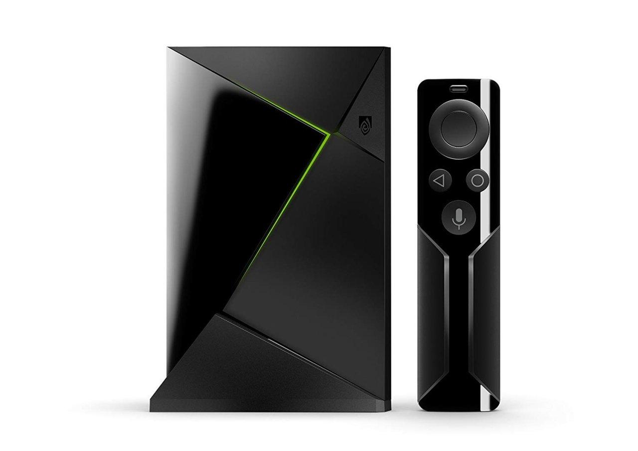 Nvidia Shield TV – streame deine Lieblingsserie oder zocke ein PC-Spiel. Diese Box zeigt sich wandelbar.