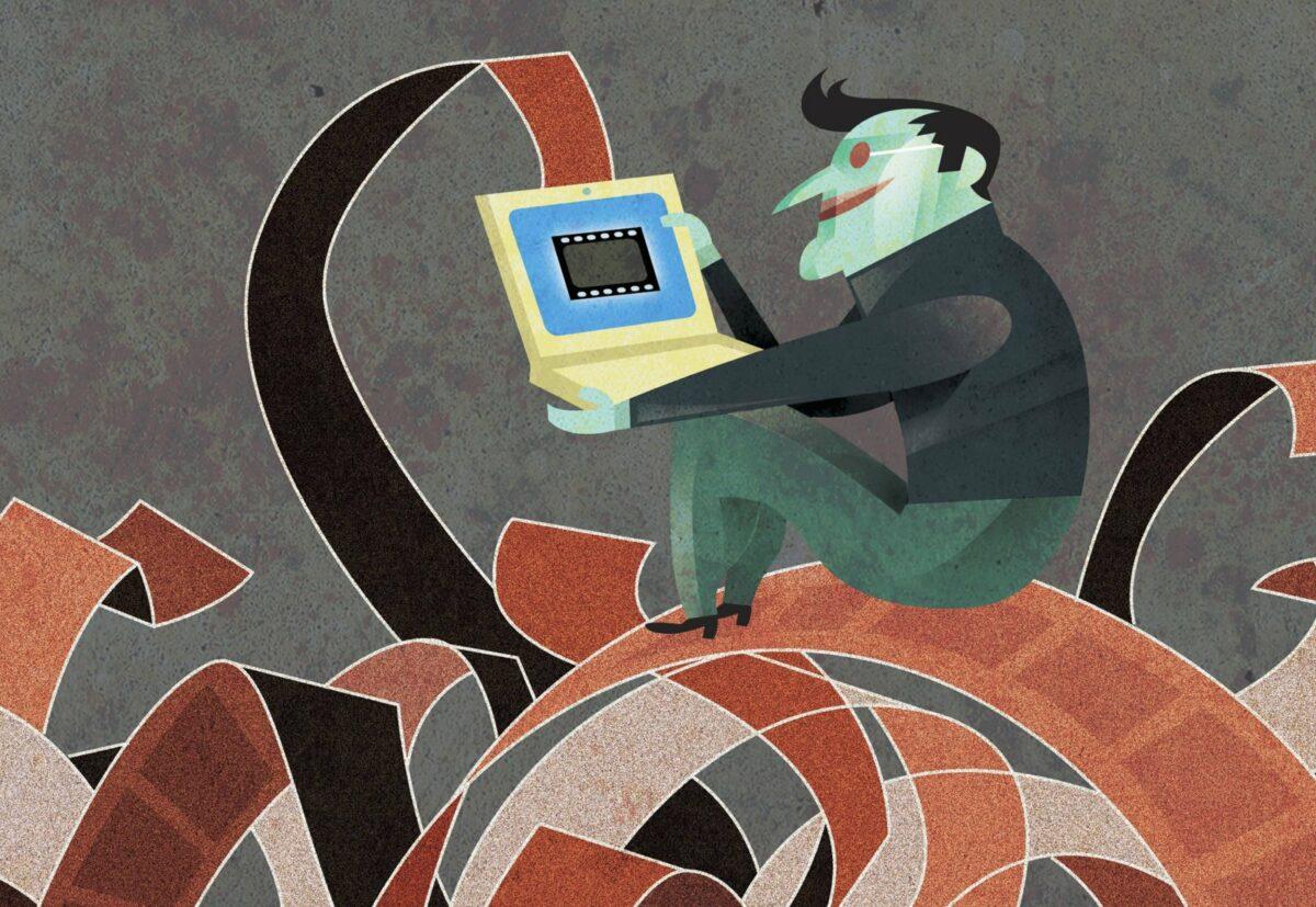 Die Ergebnisse der Studie zu Online-Piraterie überraschen.