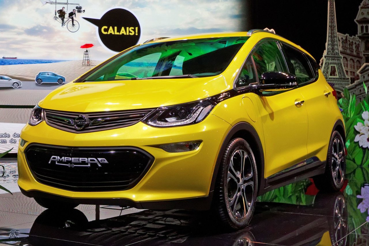 Im Rest der Welt wird der Stromer als Chevrolet Bolt verkauft.