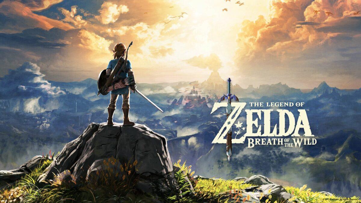 """""""The Legend of Zelda: Breath of Wild"""""""