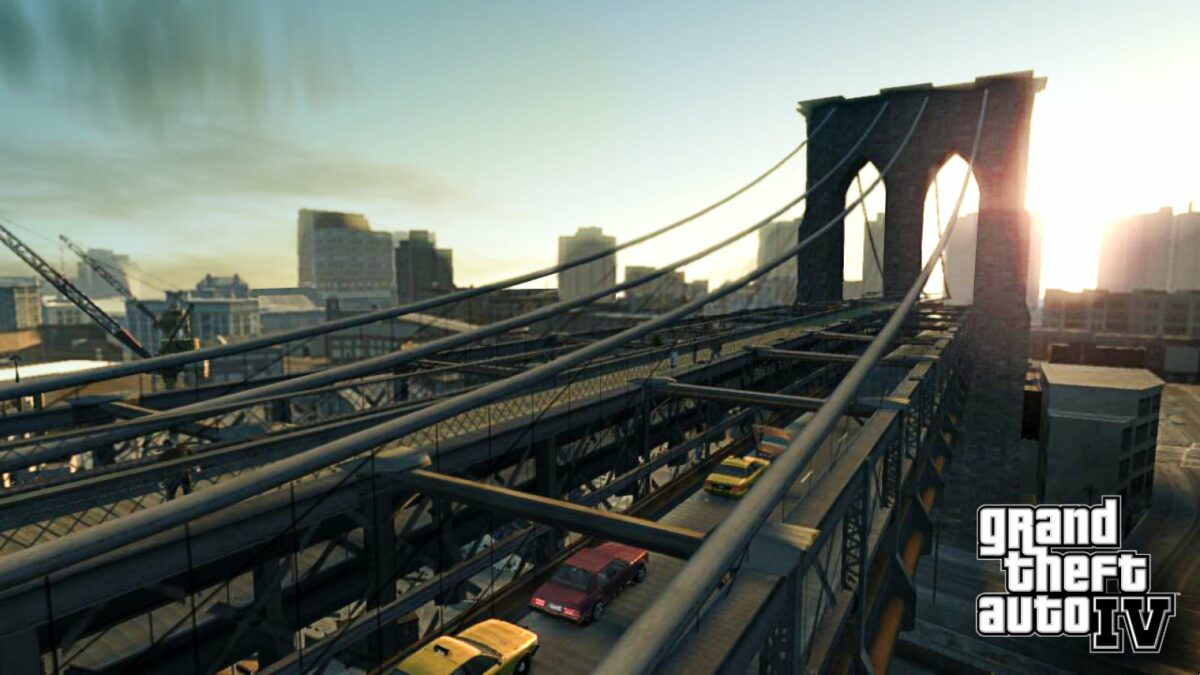 GTA 4 Screenshot