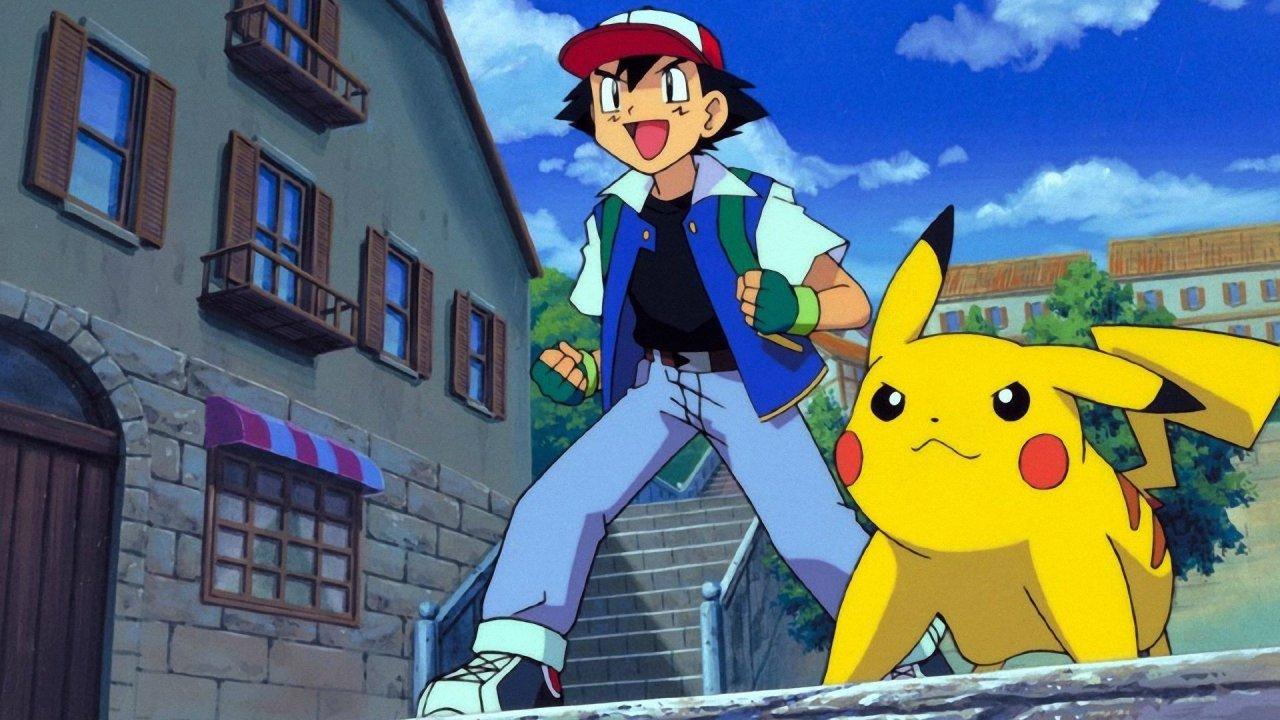 Seit über 30 Jahren ein Team: Ash und Pikachu.