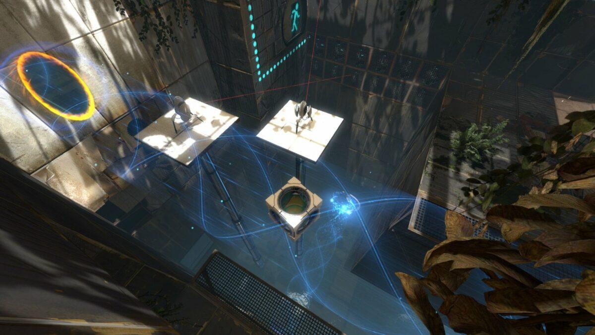 """""""Portal 2"""" Screenshot"""