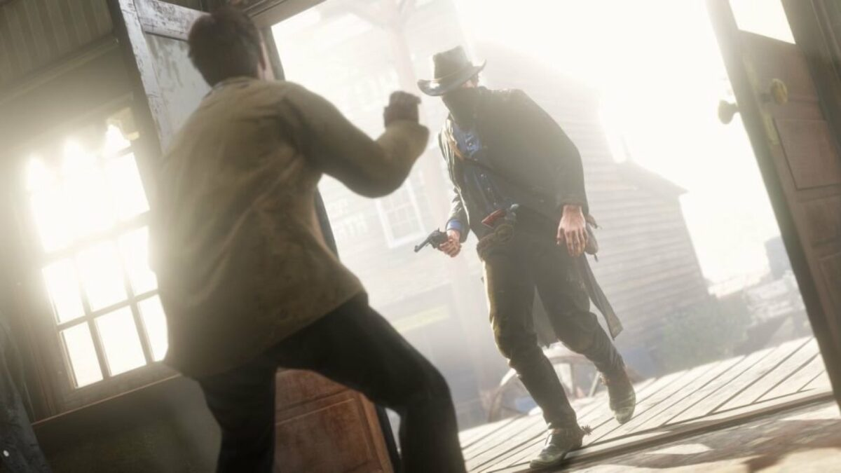 """Red Dead Redemption 2"" Screenshot"