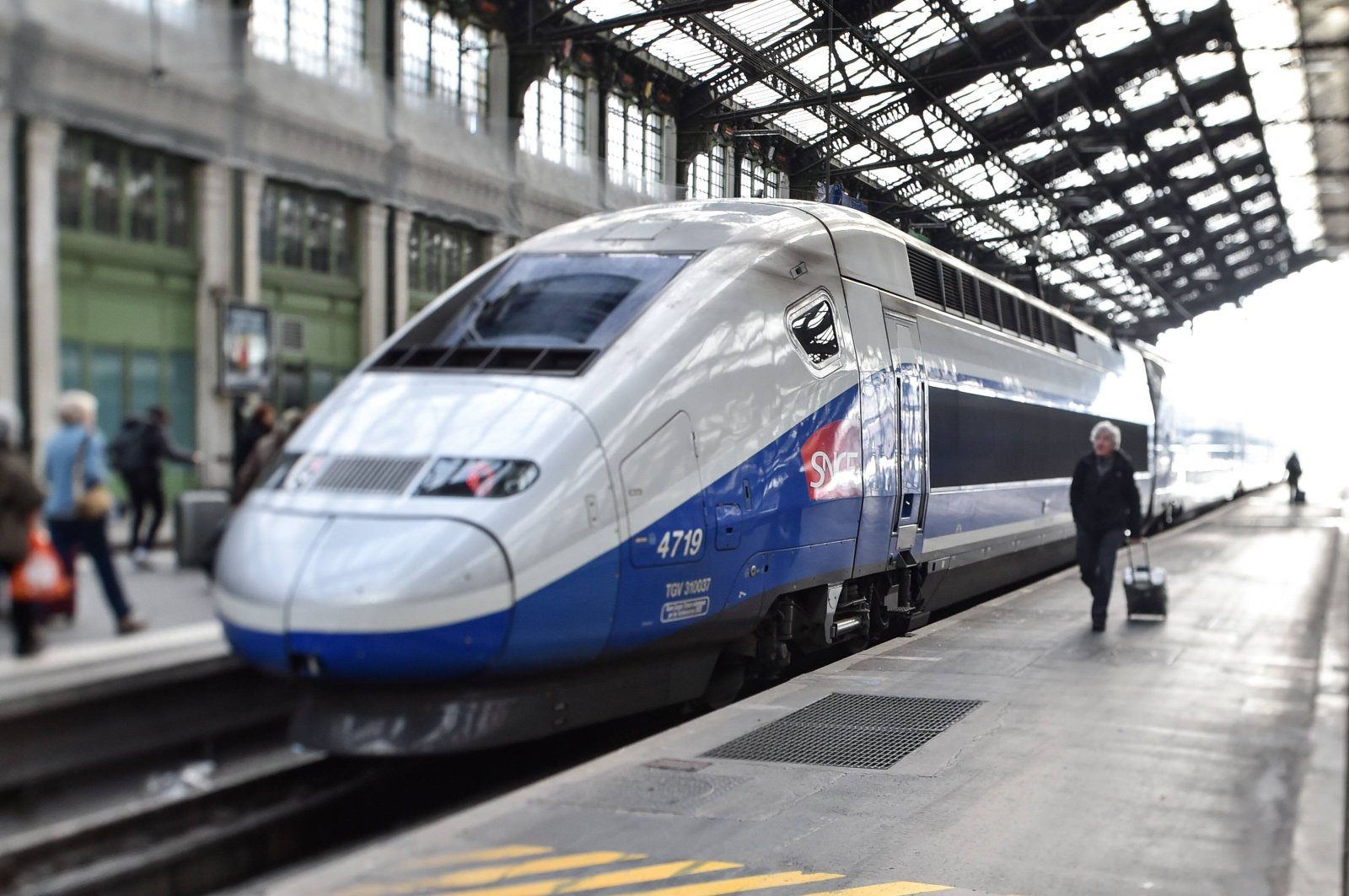 SNCF-Zug
