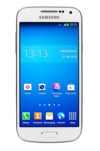 Das Samsung Galaxy S4 Mini.