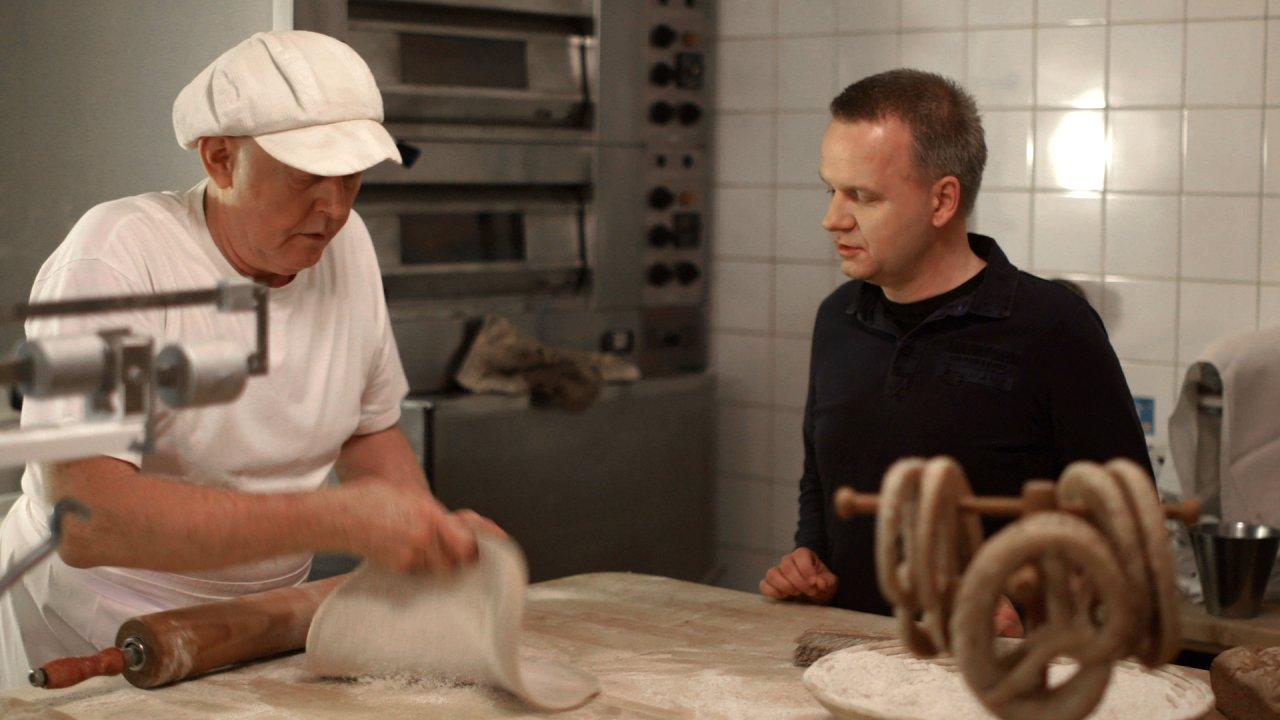 Wer immer wissen wollte, wie der Tag eines Bäckers aussieht, kann das über Seeanoli erfahren.
