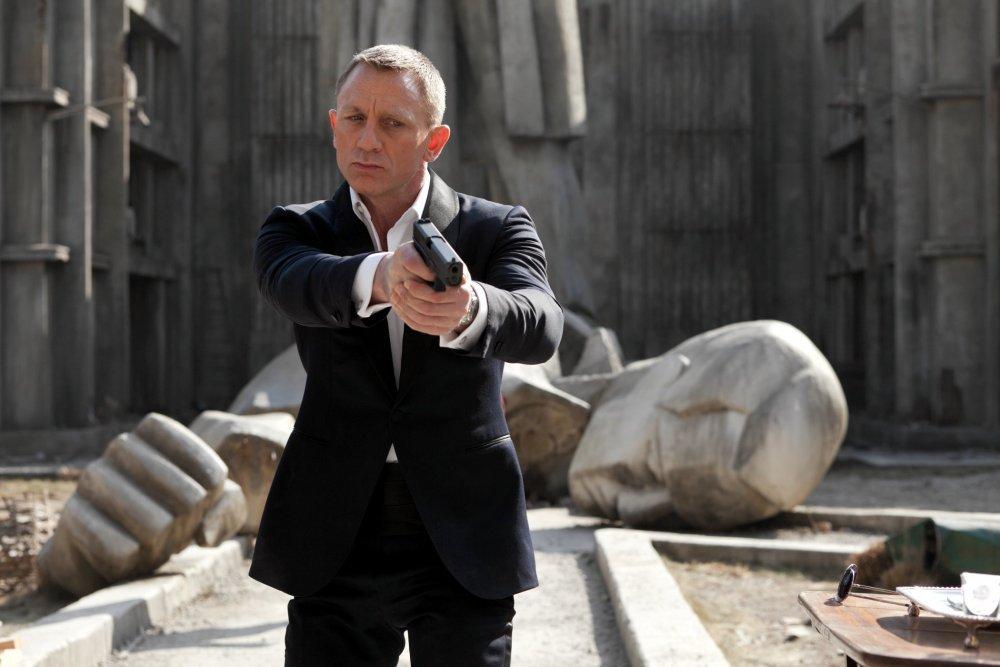 """Im letzten """"Casino Royale"""" wurde James Bond zum ersten Mal von Daniel Craig verkörpert."""
