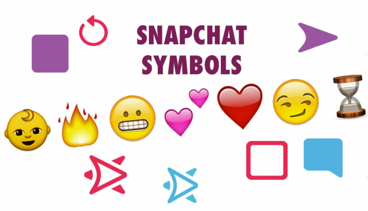 Snapchat ist voller Symbole und Emoticons. futurezone erklärt euch die Bedeutung der kleinen Bilder.
