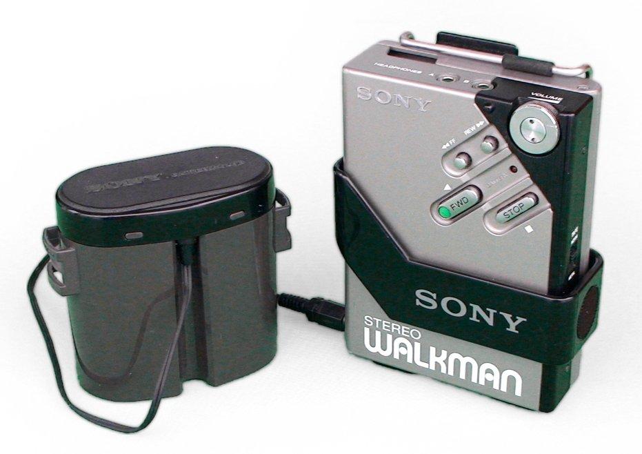 Kein Spotify, kein iTunes und trotzdem konnte der Walkman begeistern.