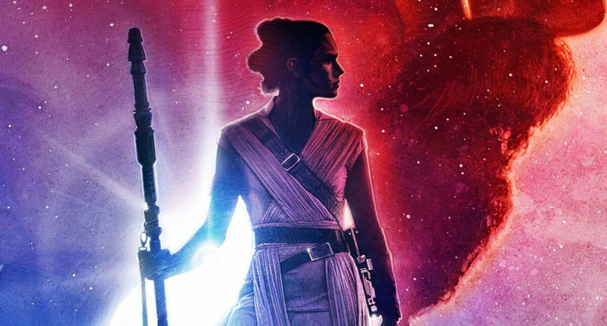 Star Wars 9 IMAX Poster