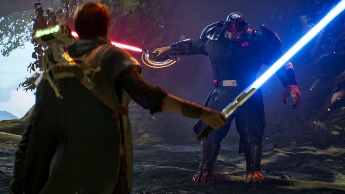 """Star Wars Jedi: Fallen Order"" Screenshot"