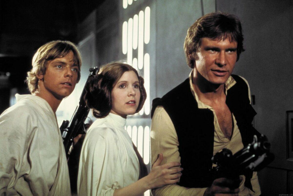 """""""Star Wars – Episode IV: Eine neue Hoffnung"""" (1977)"""