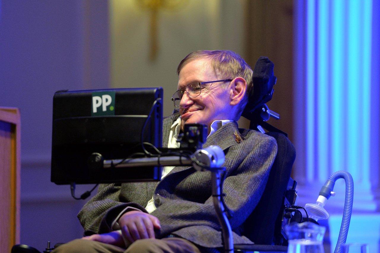 Der Physiker Stephen Hawking glaubte an das selbst herbeigeführte Ende der Menschheit.