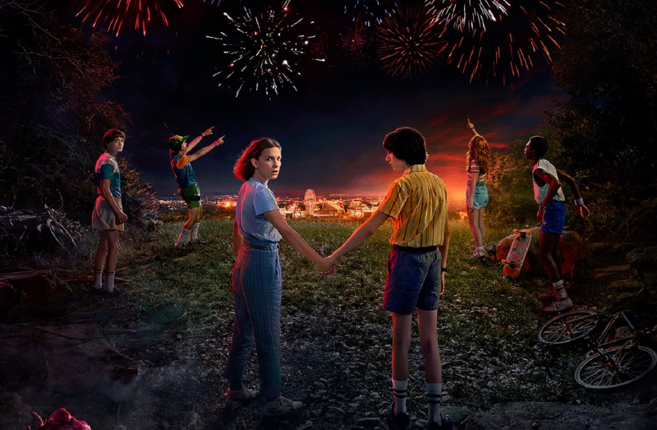 """Am 04. Juli 2019 beginnt die Fortsetzung von """"Stranger Things""""."""