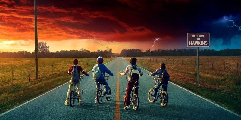 Seit Anfang Juli ist Stranger Things 3 auf Netflix zu sehen.