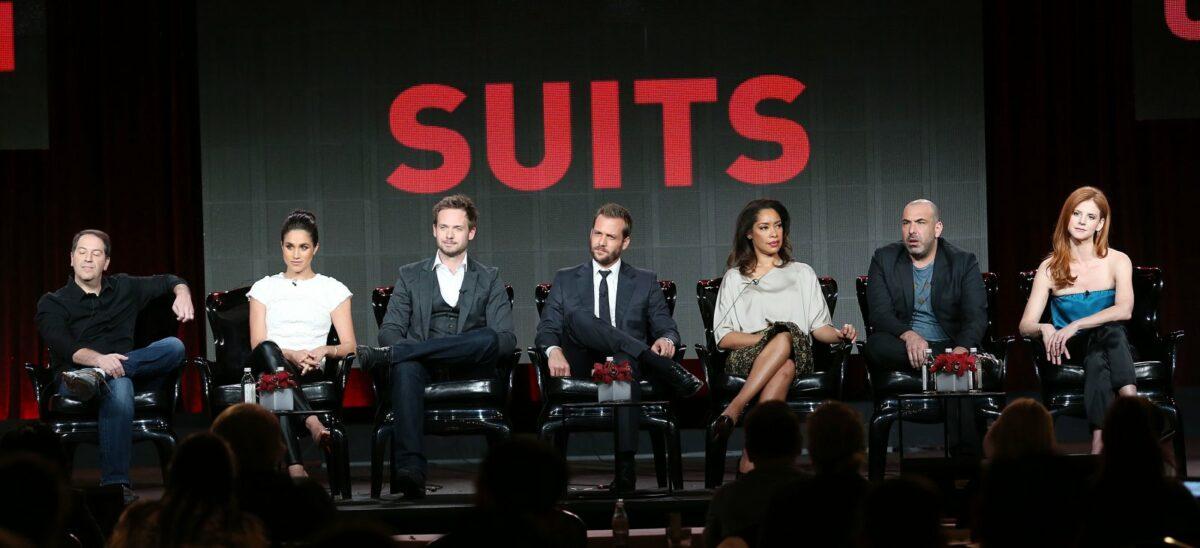 """Der Cast von """"Suits"""""""