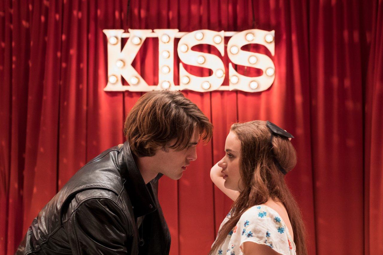 """In """"The Kissing Booth"""" verlieben sich Elle und Noah."""