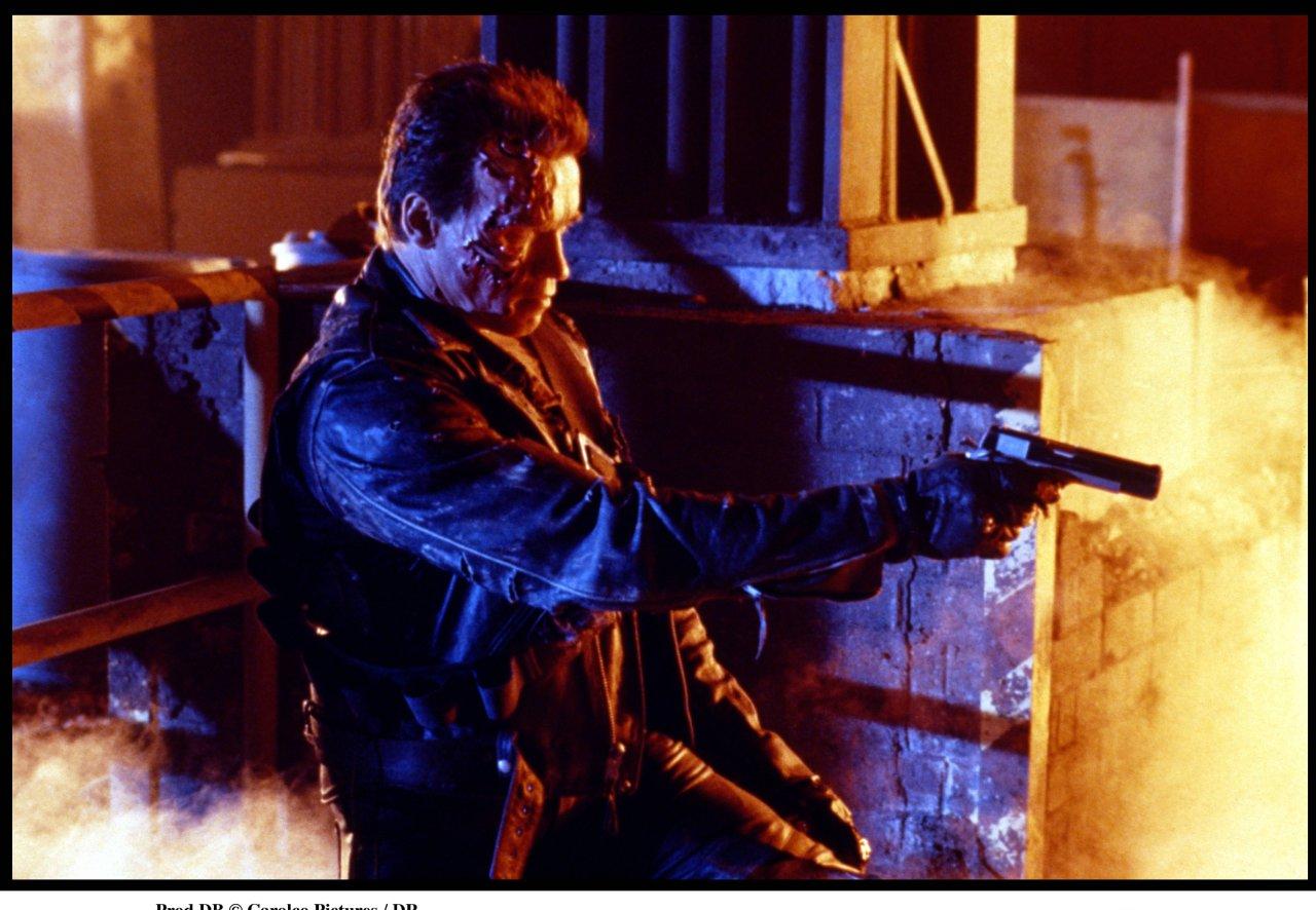"""Immer sehenswert: der Science-Fiction-Klassiker """"Terminator 2"""" von James Cameron auf Amazon Prime Video."""