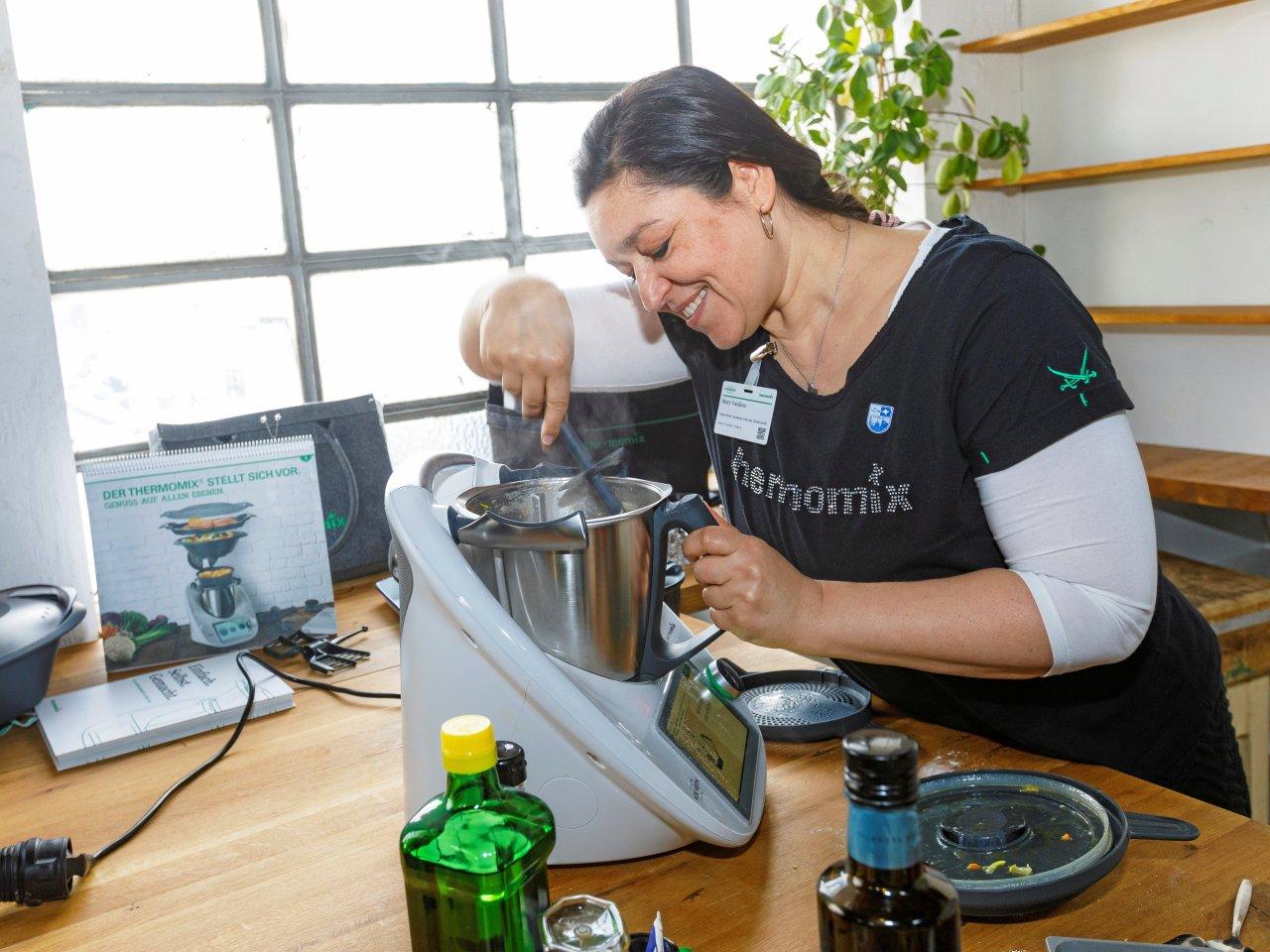 Mit Thermomix-Zubehör wird dein Kochen noch effizienter.