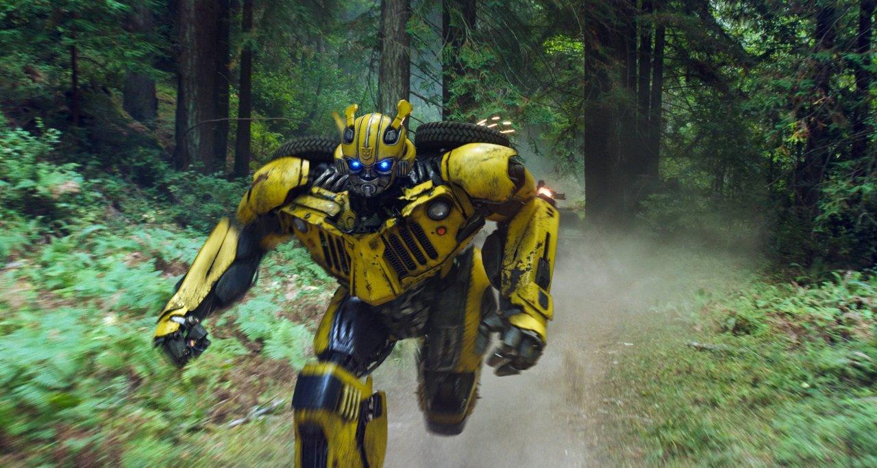 """Auch die """"Transformers""""-Filme finden sich unter den besten Science-Fiction-Filmen auf Amazon Prime Video."""