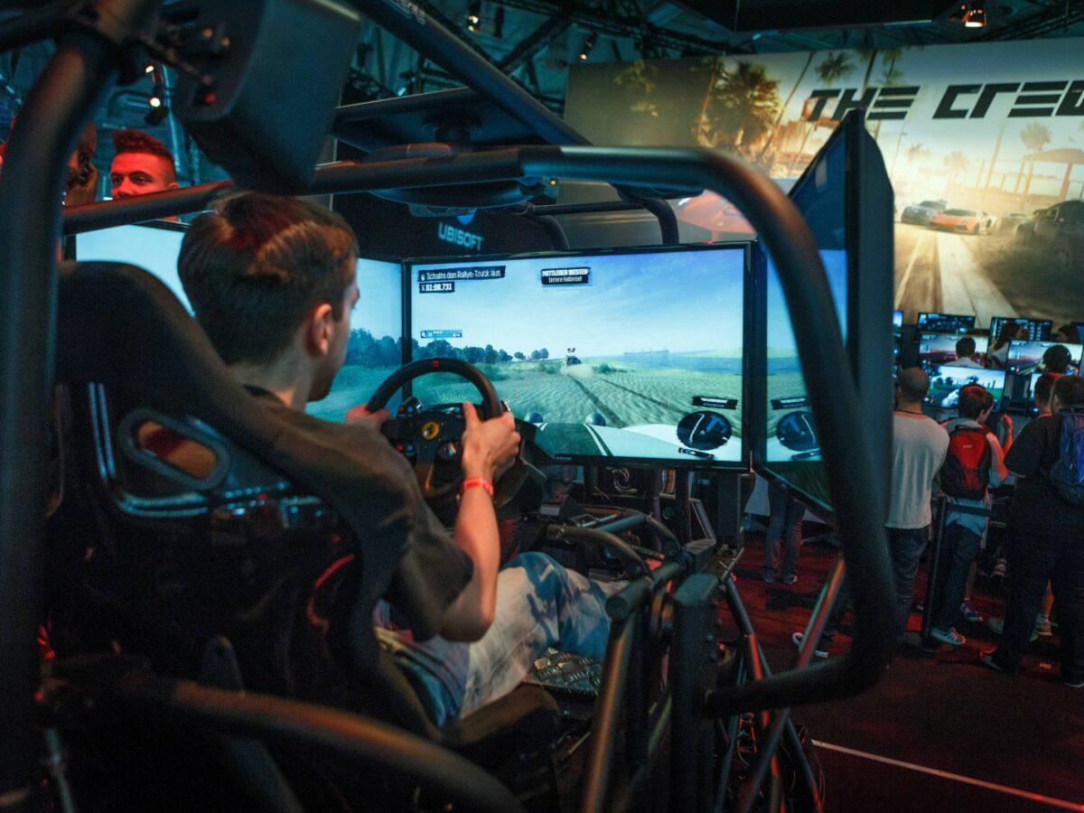 Ubisoft auf der Gamescom 2016