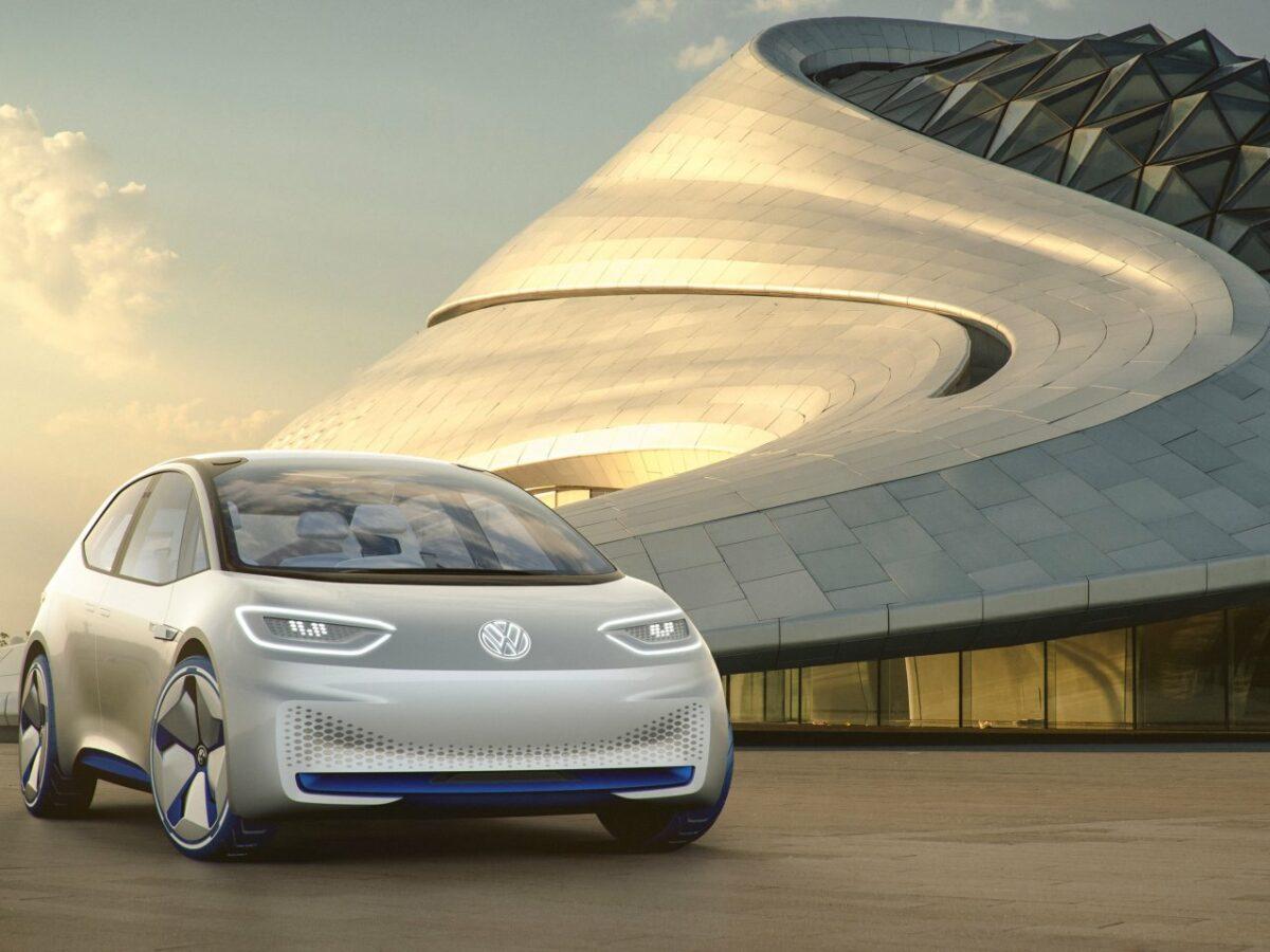 Der VW Neo (Produktbild)
