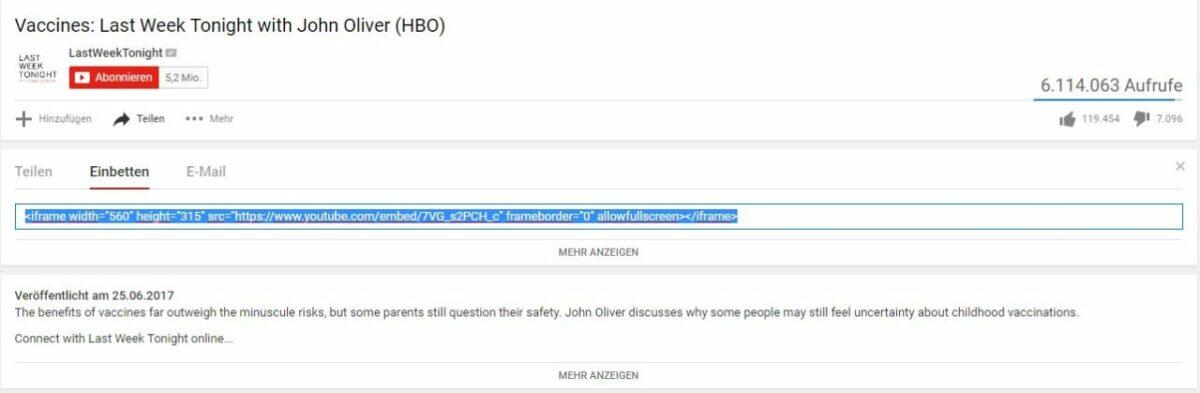 Ist der YouTube-Download legal? Alle YouTube-Inhalte dürfen zumindest auf Webseiten und Blogs eingebunden werden.