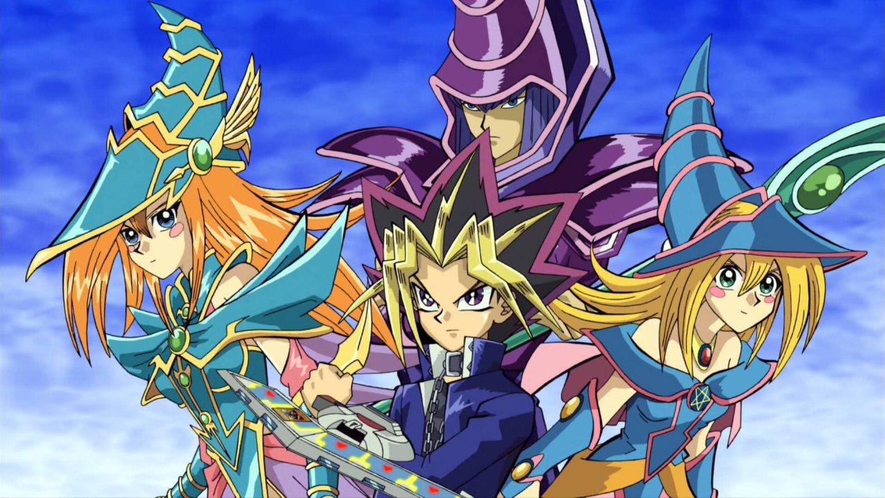 """Yu-Gi-Oh"" basiert auf dem gleichnamigen Manga."