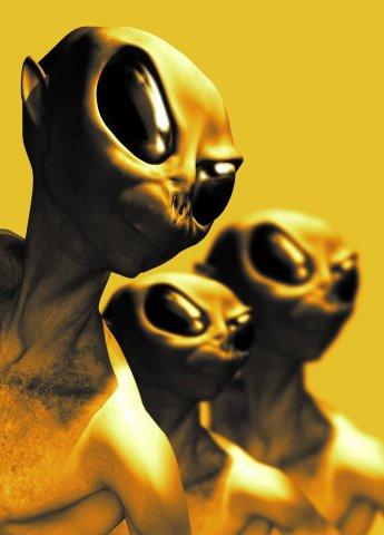 Außerirdische Nachrichten aus dem All könnten unseren Untergang bedeuten, glauben Forscher.