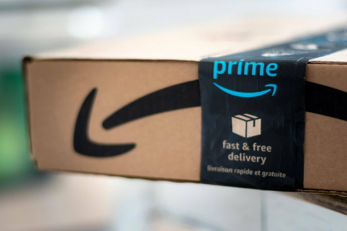 Amazon-Paket.