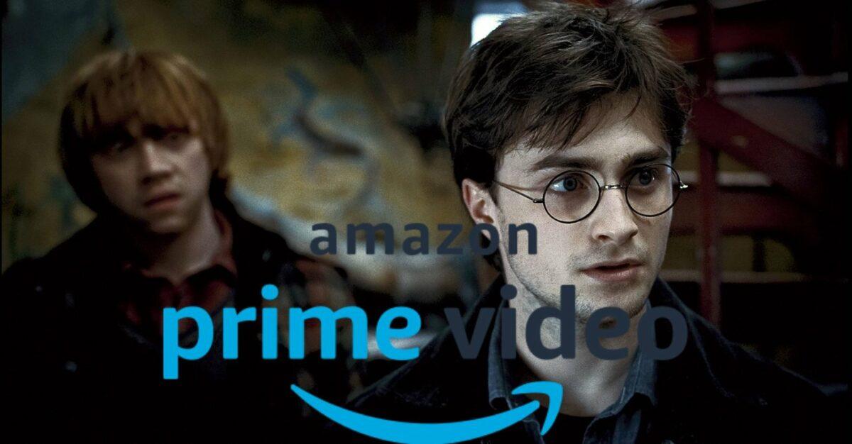 amazon prime video harry potter daniel radcliffe