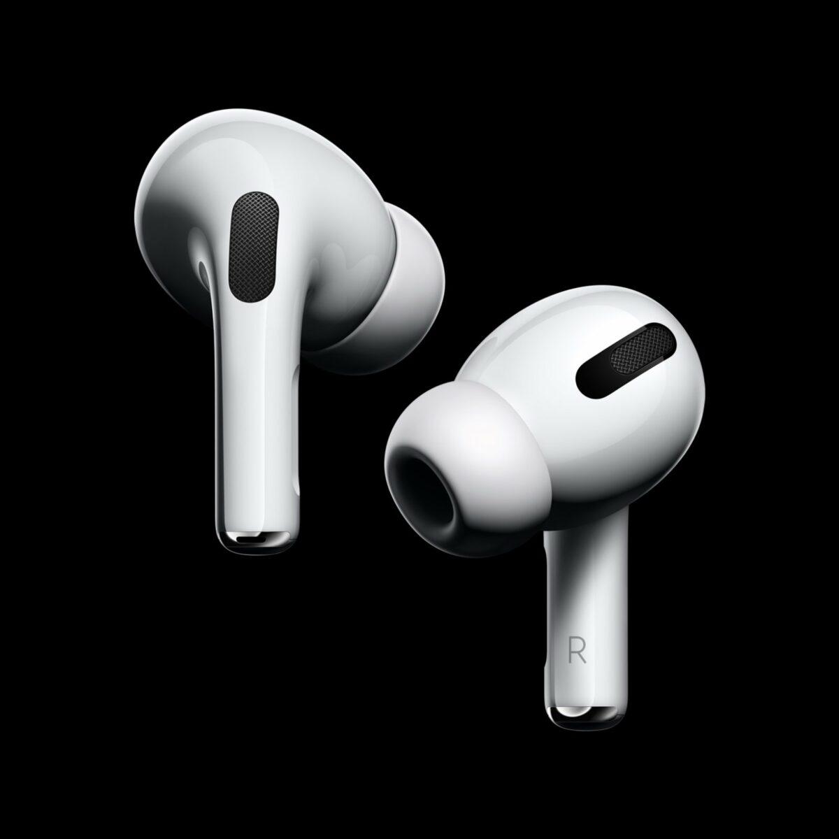 Die AirPods Pro von Apple