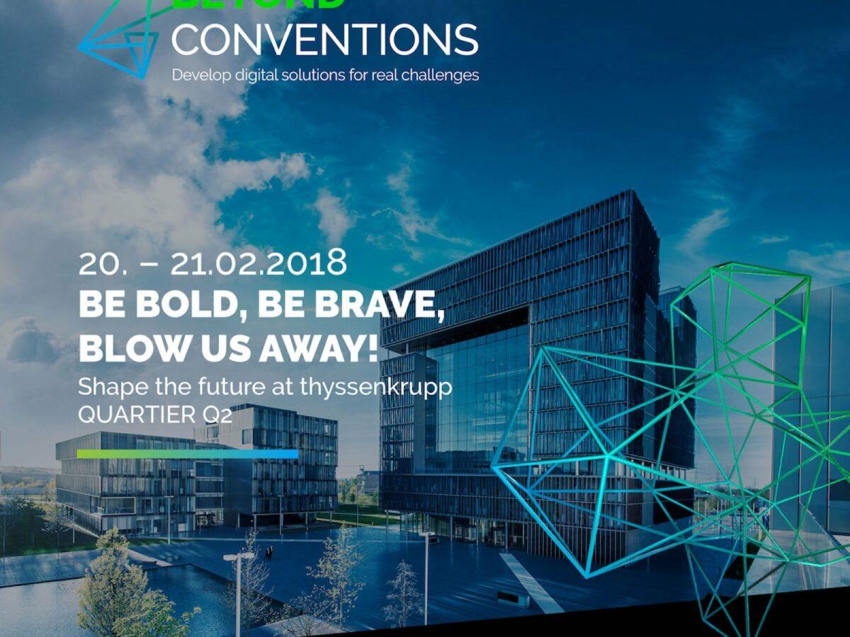 Logo des Beyond Conventions-Events