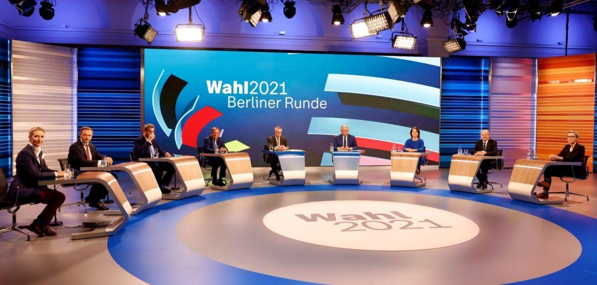 """""""Berliner Runde"""" vom 26.09.2021"""