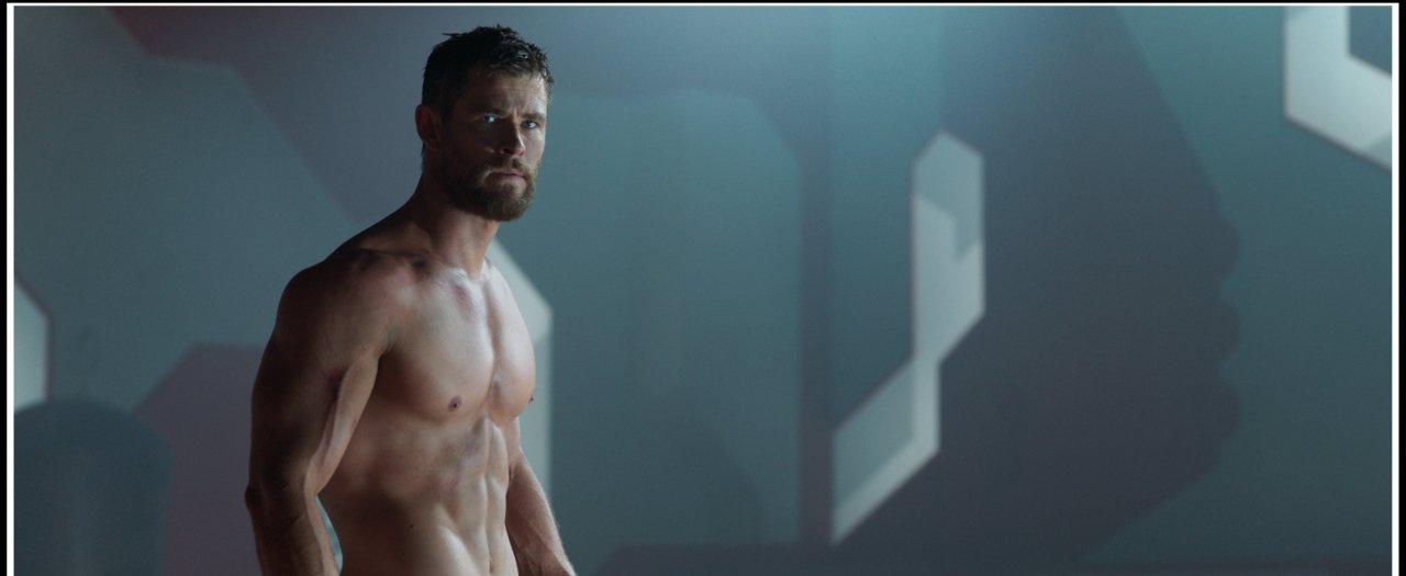 """Marvels """"Thor"""" Chris Hemsworth wird die Hauptrolle übernehmen."""