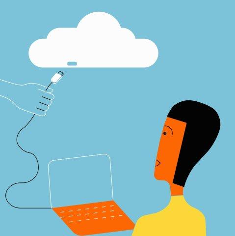 Die Schul-Cloud stößt mit ihren vorausschauenden Ideen auf gegenwärtige Probleme.