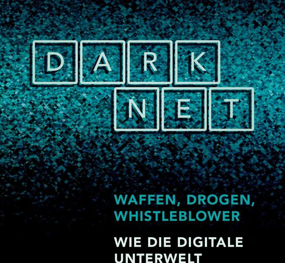 """Cover des Buches """"Darknet: Waffen"""