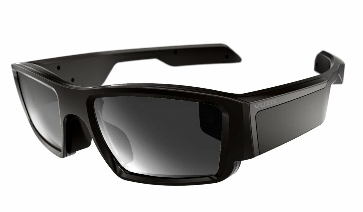 AR-Gläser der Firma Vuzix.