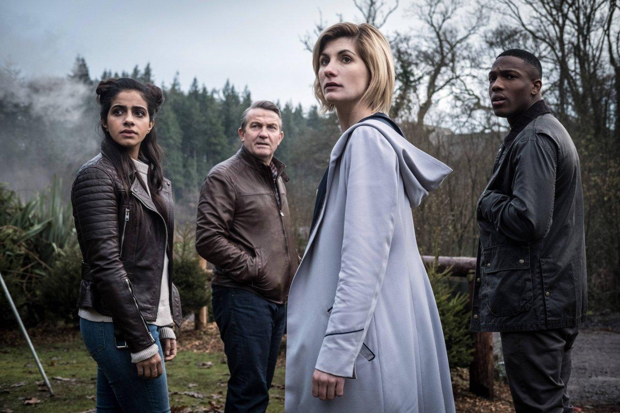 """Seit 2005 läuft die neue Serie von """"Doctor Who""""."""