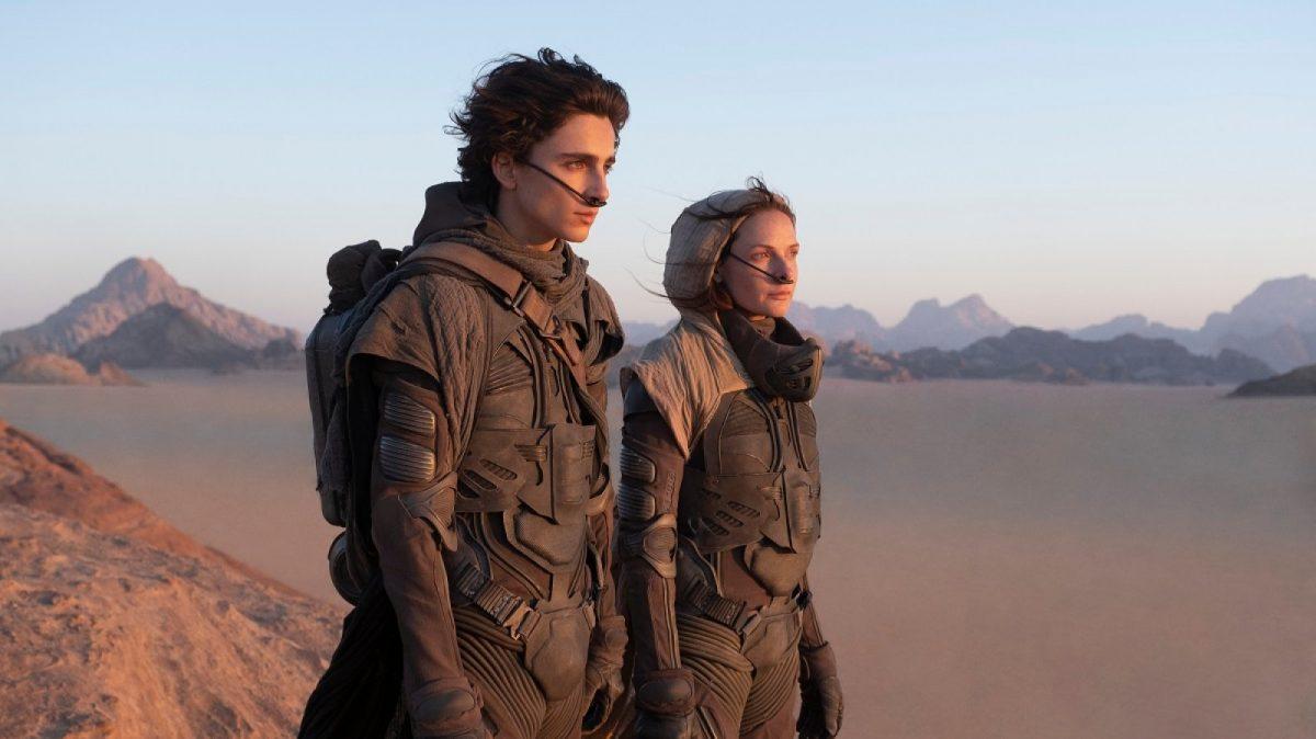 Szenenbild aus Dune.