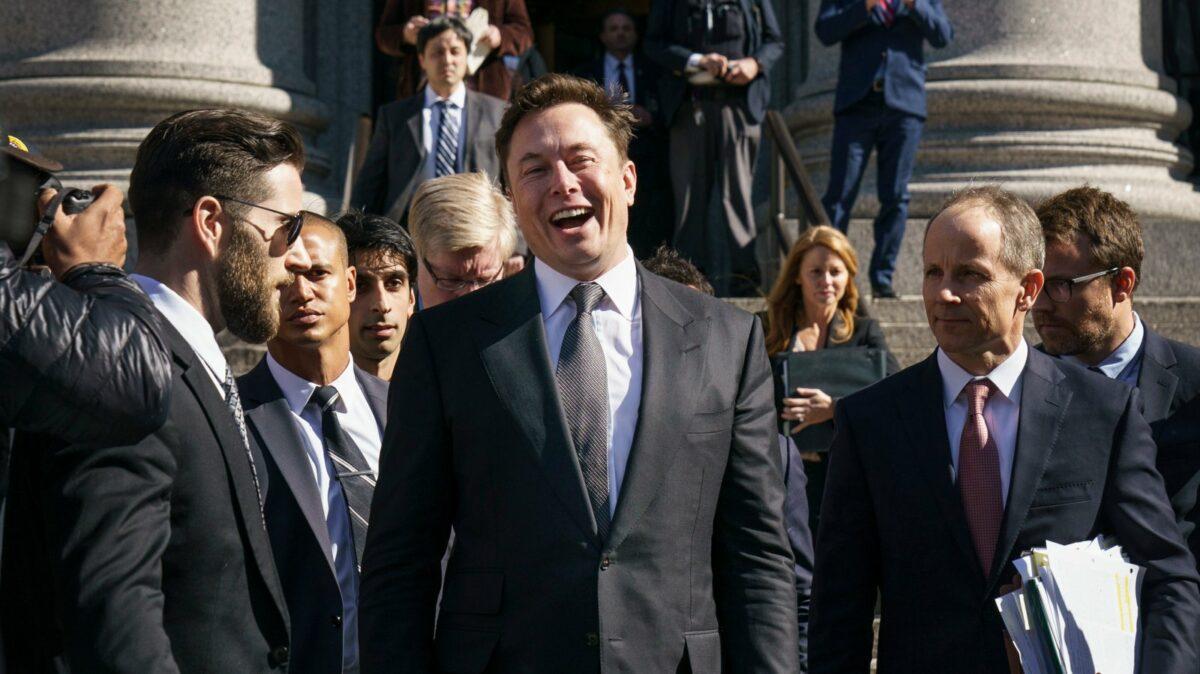 Tesla-CEO Elon Musk